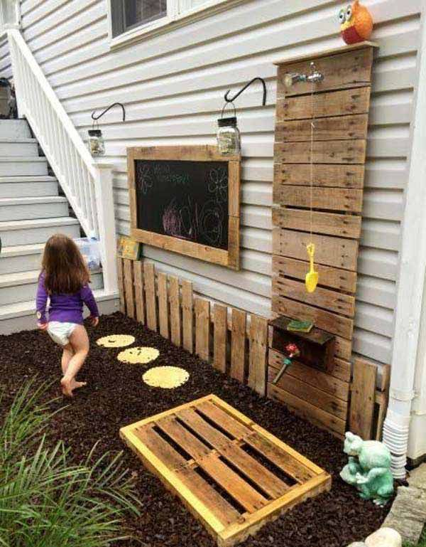 24 Beautiful DIY Bathroom Pallet Projects For a Rustic Feel (26)