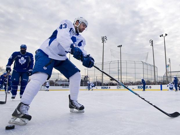 Go Leafs Go!  #RogersWinterWhites