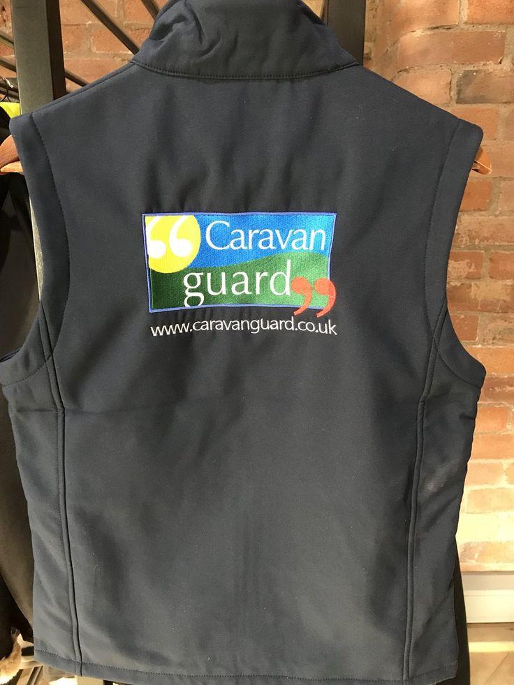 Bodywarmers for Caravan Guard