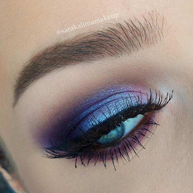 31 Eye Makeup Ideas for Blue Eyes