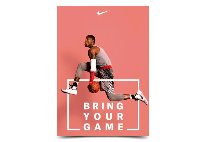 BB — NIKE Poster Campaign