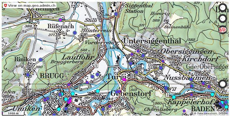 Gebenstorf AG Handy antennen netz Natel http://ift.tt/2izs14I #maps #schweiz