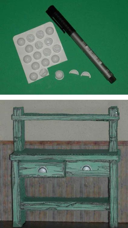 Photo - Google+ Schubladen-Griffe...wie clever ist das denn?