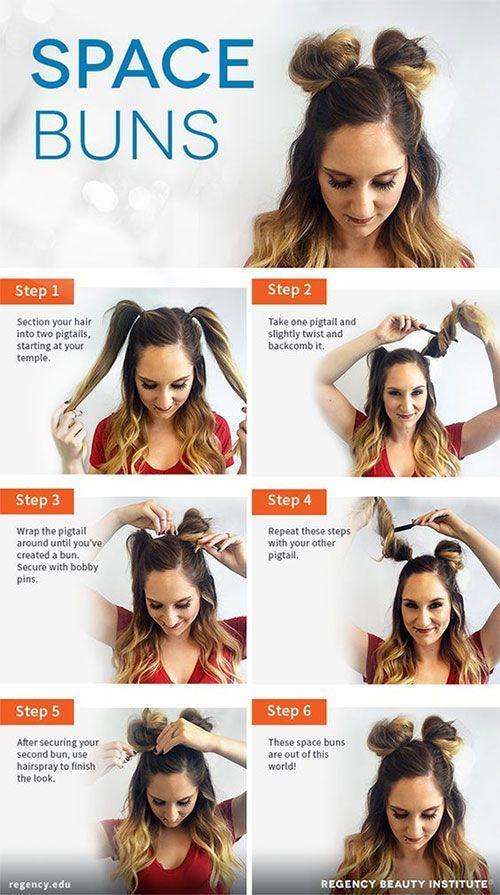 Frisuren für den Promo-Promo 2018 für langes Haar