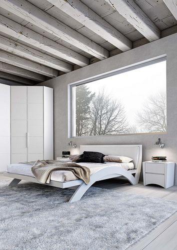 MOONLIGHT by @Crystal Chou Mazzali furniture #bedroom #interiors