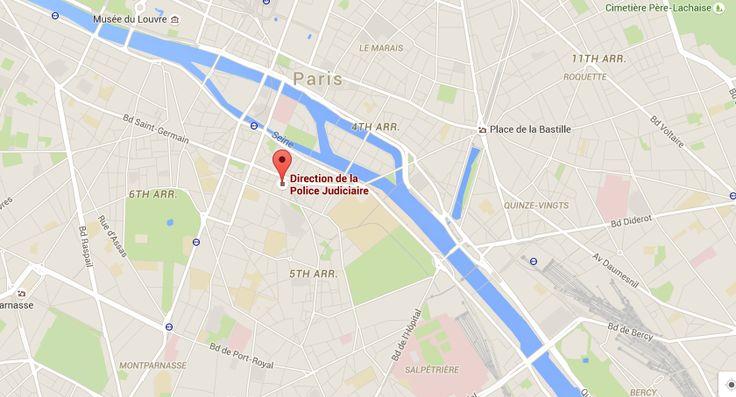Direction Régionale de Police Judiciaire de Paris Is the HQ of the Paris criminal police. It was founded in 1812 by Eugene as the criminal investigative bureau of the Paris police.