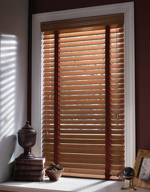 The 25+ best Dark wood blinds ideas on Pinterest | Living ...