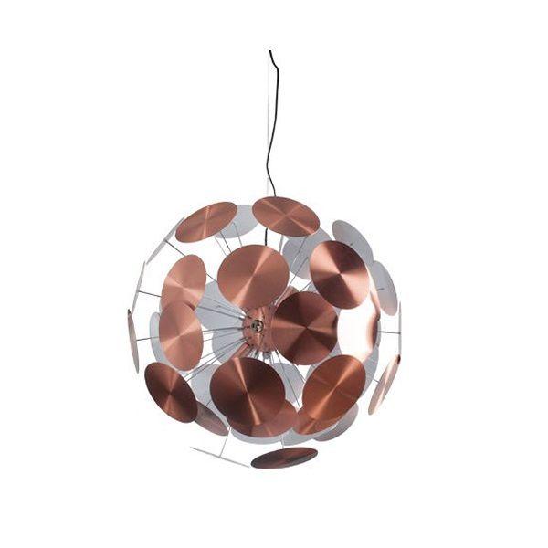 Zuiver Plenty Work Hanglamp - Koper
