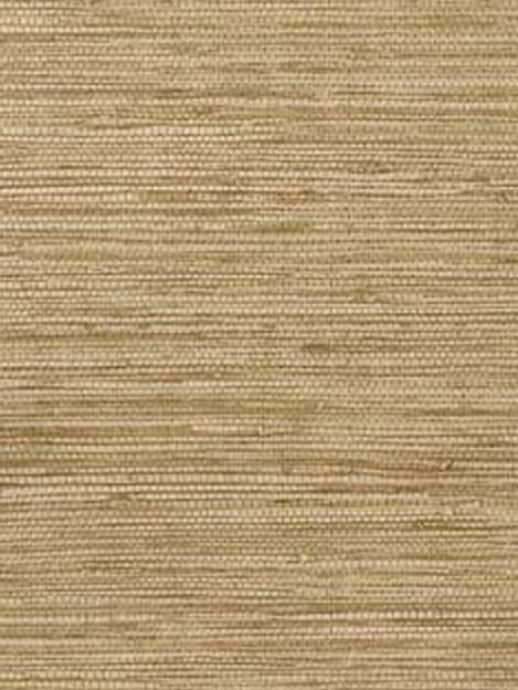 Gold Blond Faux Grasscloth Wallpaper Weave Woven