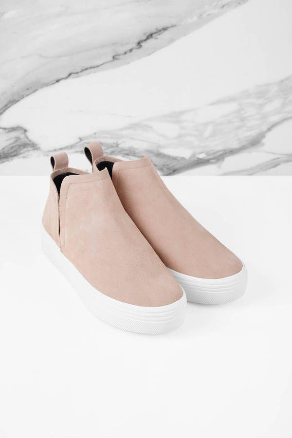 Tate Suede Slip On Sneakers | Sneakers