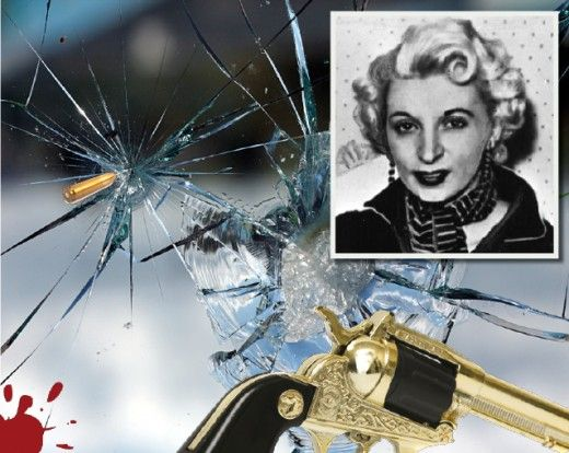 Ruth Ellis was the last woman to be hanged in Britain. She had shot and killed her lover; they had a tempestuous relationship. She was only twenty eight when she died. Read her story.