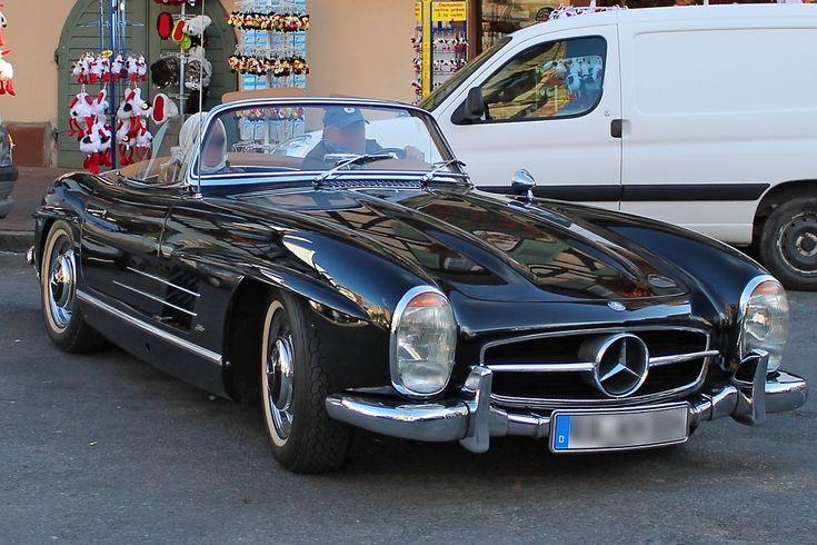 2056 best classic mercedes benz images on pinterest for Garage obernai automobile