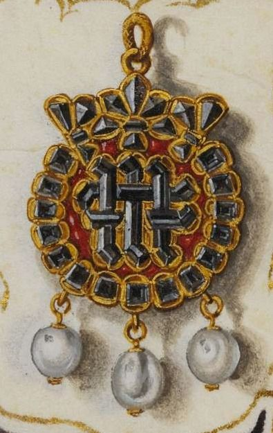 The Jewel book of Anna of Bavaria. By Hans Mielich, 1552 Digitale Bibliothek - Münchener Digitalisierungszentrum