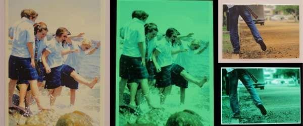 Люминесцентная бумага полностью адаптирована для обычного – домашнего принтера. Печатайте самосветящиеся фото не выходя из дома. Вставьте бумагу в лоток, выберите красивую фотографию и нажмите кнопку печать. Через 20 секунд фото будет готово. Днем красивое фото, в темноте мягкая люминесцентная подсветка.
