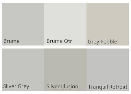 dulux grey pebble - Google Search