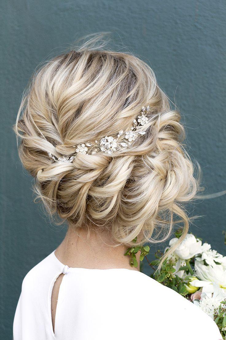 Wedding Hair Ideas Hochzeitsfrisuren Frisur Hochzeit Haare Hochzeit