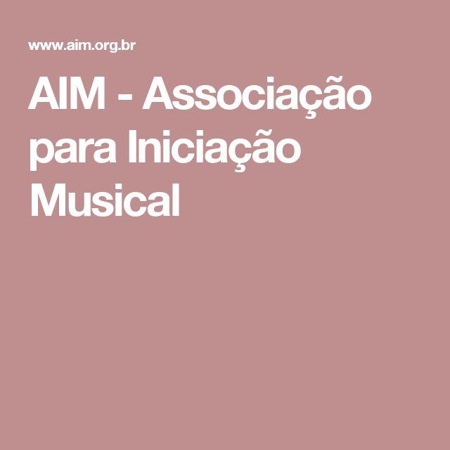 AIM - Associação para Iniciação Musical