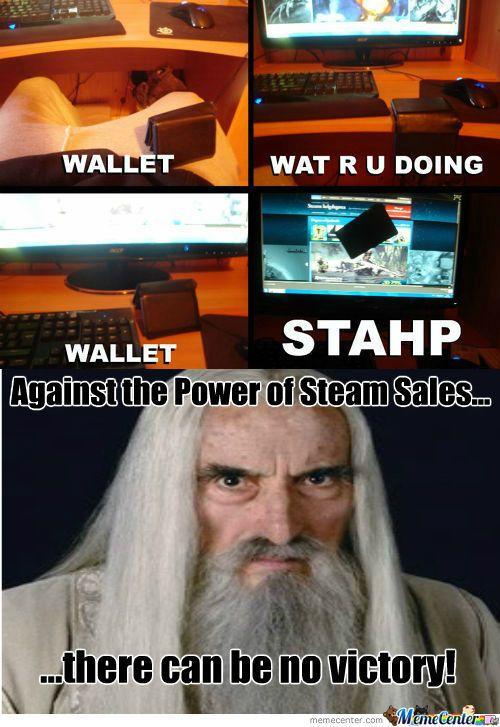 [RMX] God Dammit, Steam     #Meme #FunnyMeme