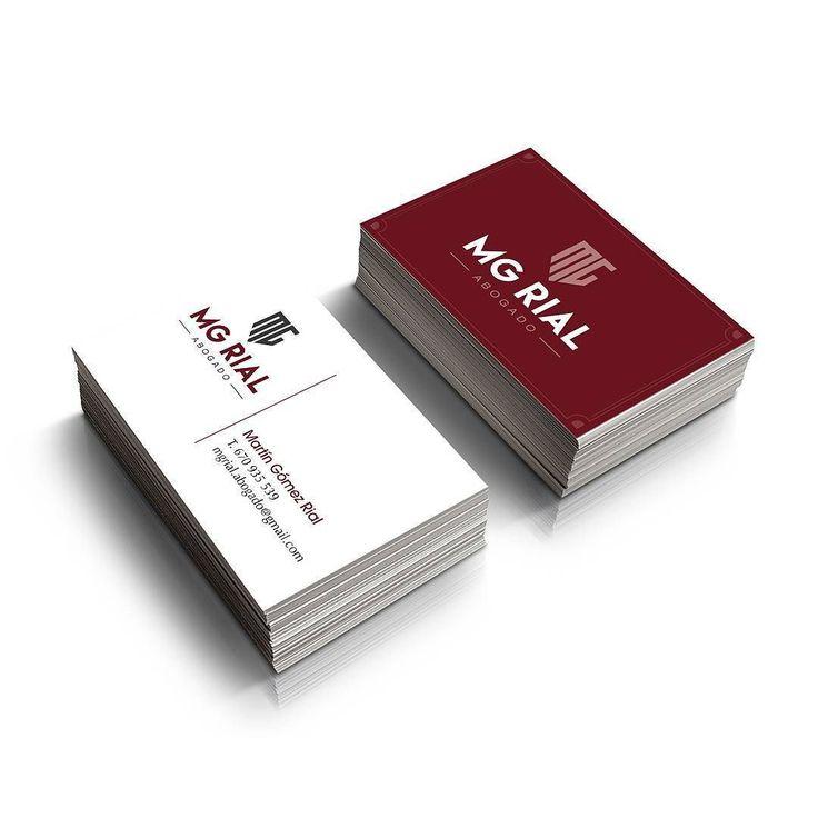 Aquí os dejamos las tarjetas con la nueva imagen corporativa que hemos diseñado para Martín Gómez Rial  #diseñoGalicia #galiciaDiseño #Yeti #galiciaCalidade #galicia #diseño #comunicacion #love #vedra #santiagoDC #trabajoBienHecho #imagenCorporativa #instagood #happy #swag #design #graphicDesign #amazing #bestOfTheDay #art #creatividad #creative #abogado  #tarjetas #friday #despacho #ley