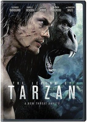 Legend+Of+Tarzan+DVD