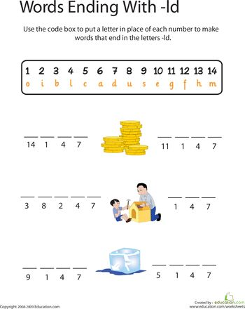 12 Best Worksheet 1St La Images On Pinterest | Worksheets, Phonics