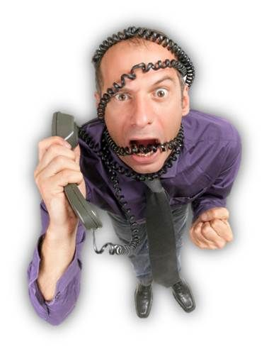 New business edge idea - JUST ANSWER THE BLOODY PHONE!