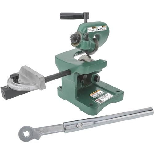 Manual Shear with Miter Gauge | Grizzly Industrial