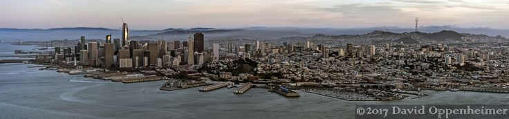https://flic.kr/p/WJjMP5   San Francisco City Skyline Panorama at Sunset Aerial   San Francisco city skyline panorama at sunset aerial view - © 2017 David Oppenheimer - Performance Impressions aerial photography archives - www.performanceimpressions.com