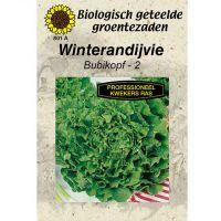 Biologisch geteelde zaden