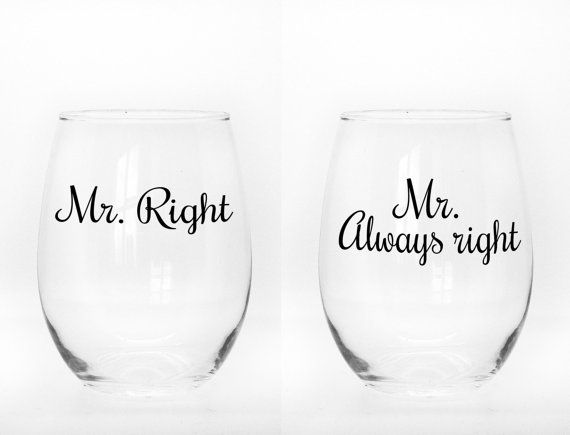 gay wedding gay party favors gay wine glass by