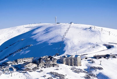 Mount Hotham, Victoria, Australia. been up & over past this to get to gippsland. i will NEVER DO IT AGAIN. horrible, horrid, terrifying, awful. and i'm from snow...so i'm not the least interested in snow.