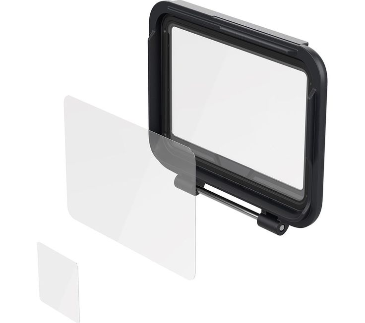 Buy Gopro AAPTC-001 Screen Protectors Price: £19.99 Protect the screens of your GoPro Hero5 Black with the GoPro AAPTC-001 Screen Protectors.With five touch display protector films and five front screen protector films, the screen protectors help to reduce glare and improve visibility in bright and outdoor conditions.Included with the screen protectors is a backdoor shield for The Frame for...
