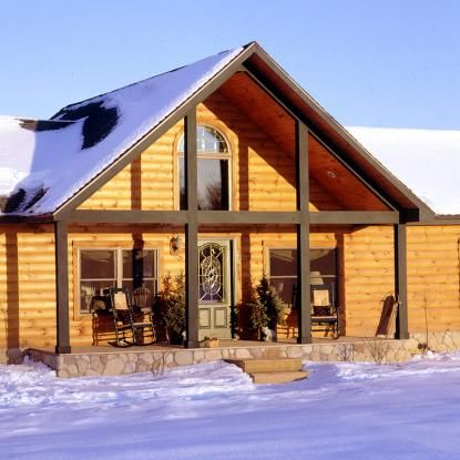 Log Home Company Based In Claremont NH Designing And Building Homes Cabins Since Custom Designed Built Nationwide With Builders Across The
