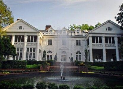 Duke Mansion in Charlotte, North Carolina