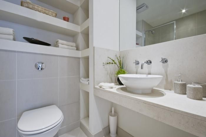 Aranżacja łazienki 2