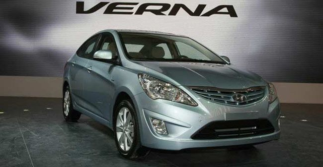 #Hyundai #Verna #Facelift India Launch On Feb 16, 2015 Read more : http://bit.ly/1B1MaPm