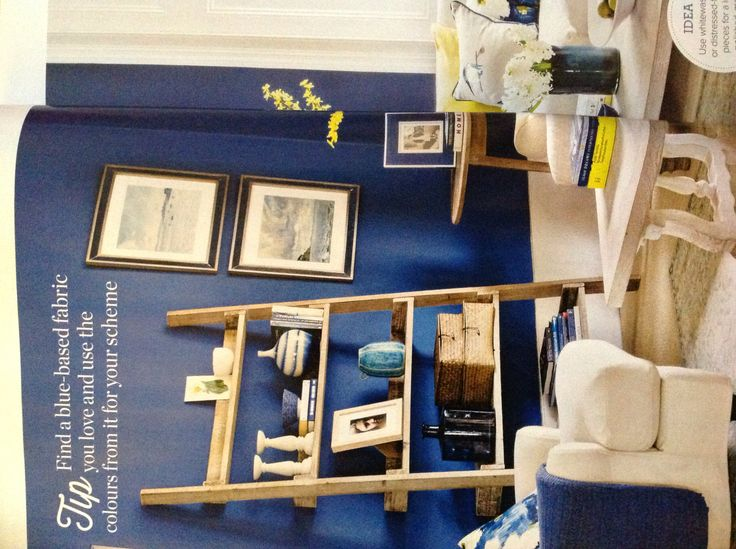 Little Greene paint= Woad