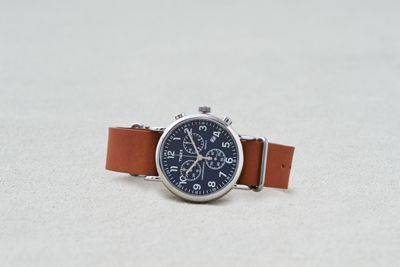 Timex Weekender Chronograph Watch by  American Eagle Outfitters   Timex, one of America's best-known watch companies, has been dedicated to innovation and versatility since 1854 with fresh takes on mod style and functionality.  Shop the Timex Weekender Chronograph Watch and check out more at AE.com.