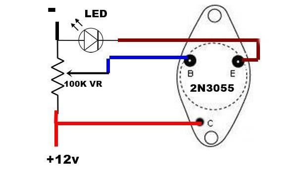 Led Strip Dimmer Led Dimmer Dc Voltage Regulator Led Dimmer Electronic Circuit Projects Electronics Circuit