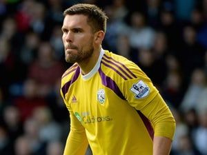 Team News: Ben Foster starts for West Bromwich Albion