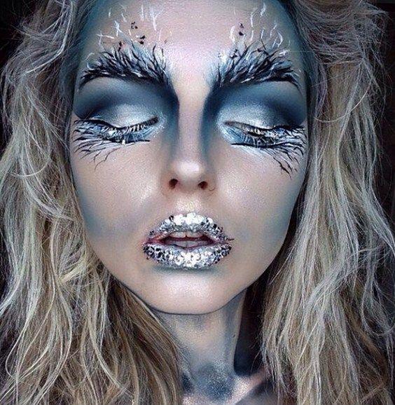 25+ Best Ideas About Amazing Halloween Makeup On Pinterest