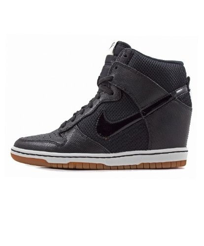Womens Shoes Nike Women Dunk Sky Hi Mesh Black « Sneaker Dr. The Store  Sneaker