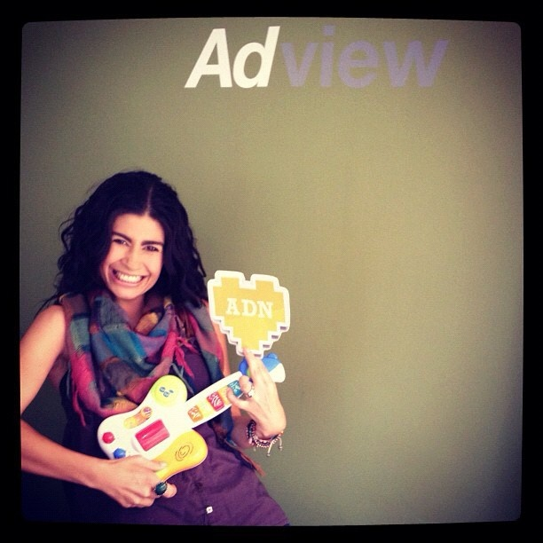 Gabriela Cuéllar - Account Manager #adview #adacto
