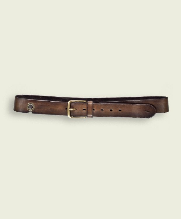 Arnhem - Dark Brown  Belt High 4,0 cm  100% Made in Italy - Verona  Certified Original Italian Product  Real Leather  Handmade  Vintage Aviation Department   £39