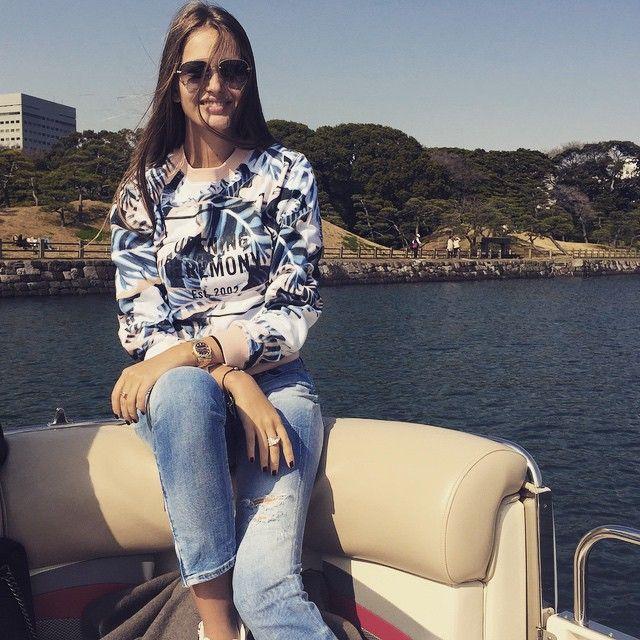 Kristina romanova #Tokio