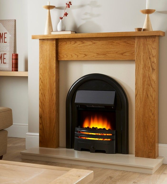 Instyle Lincoln Wooden Fire Surround