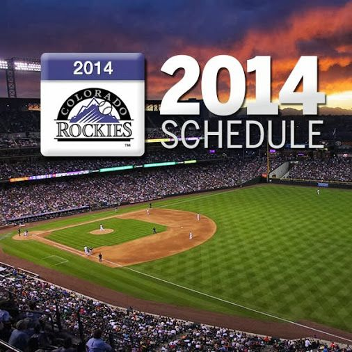 Colorado Rockies Schedule: 23 Best Images About Things To Do In Denver On Pinterest