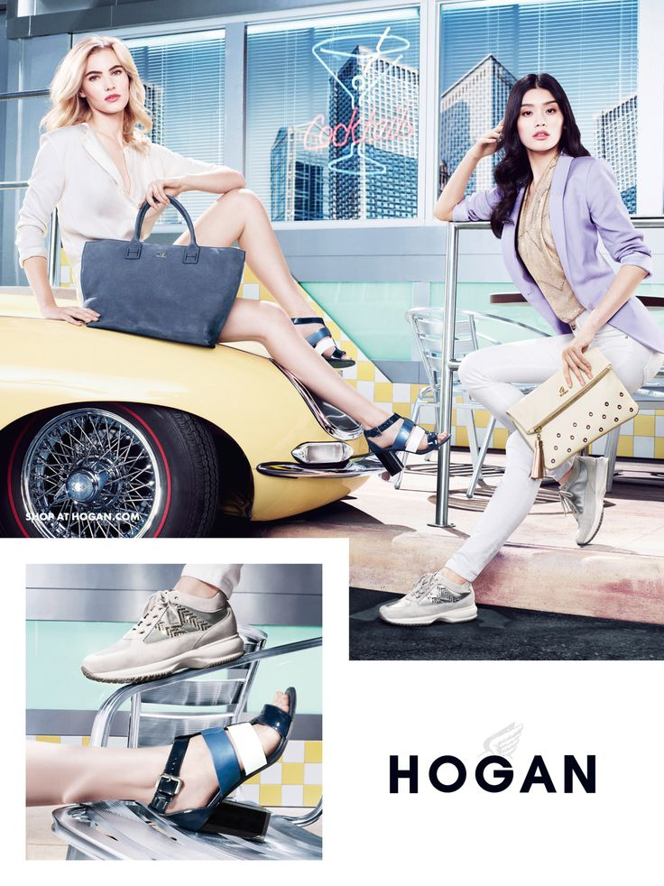 #HOGAN Women's Spring - Summer 2013 ‪#‎collection‬, for breezy ‪#‎style‬ all summer long.