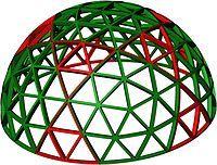 Cúpula geodésica – Wikipédia, a enciclopédia livre