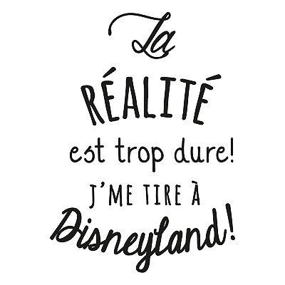 C'était carrément ça, Sécher les cours et partir à Disney, s'échapper pour retomber ✖️